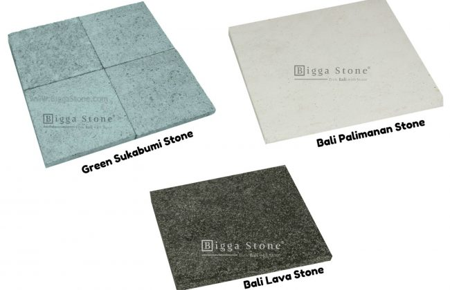 Bali Natural Stone Tiles Ok